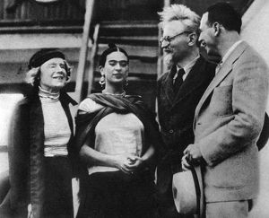 Leon Trotsky in Mexico