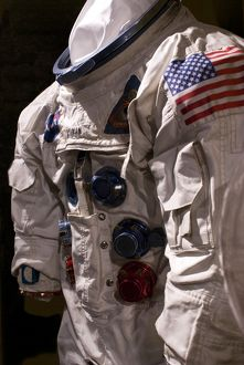 Borman's Apollo spacesuit
