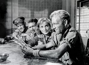 A production still image from Ice Cold In Alex (1958)