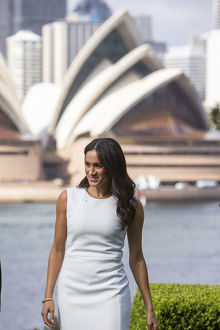 ROYAL TOUR AUSTRALIA SYDNEY